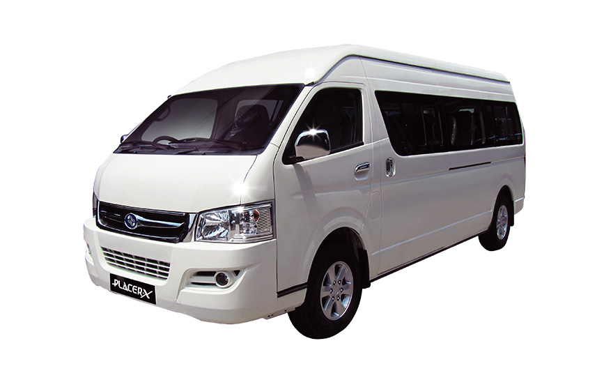 placer x 18 seater
